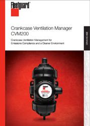 Crankcase Ventilation Manager - CVM200