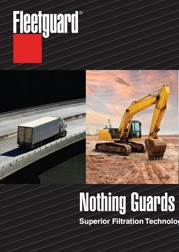 Superior Filtration Technology for Heavy Duty Engines: NanoNet® Technology